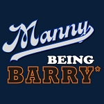 MANNY BEING BARRY*
