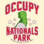 OCCUPY NATIONALS PARK
