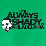 ALWAYS SHADY (KELLY GREEN)