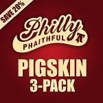 PIGSKIN 3-PACK (LII EDITION)