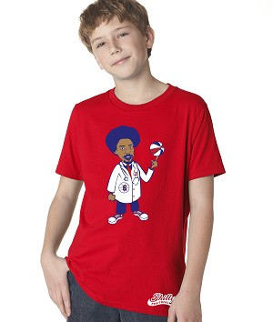 DOCTOR JULIUS YOUTH TEE