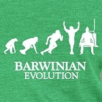 BARWINIAN EVOLUTION