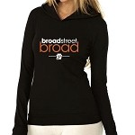 BROAD STREET BROAD LIGHTWEIGHT THERMAL HOODY