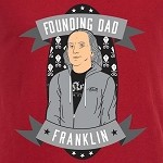 FOUNDING DAD - FRANKLIN