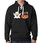 GHOST BEAR (HOCKEY HOODY)