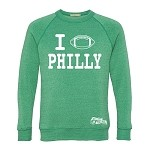 PHILLY FOOTBALL SWEATSHIRT
