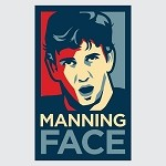 MANNING FACE
