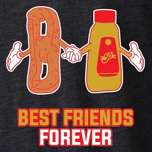 BEST FRIENDS FOREVER (TEE)