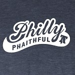 PHILLY PHAITHFUL LOGO TEE