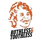 RUTHLESS & TOOTHLESS (WHITE)