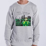 NO ONE LIKES US CREWNECK SWEATSHIRT