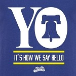 YO! IT'S HOW WE SAY HELLO (TEE)